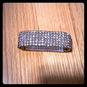 Jewelry - Dazzling Sparkling Crystal stretch bracelet
